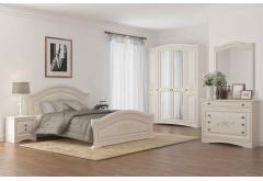 Комплект Спальня Венера Люкс з 4-ох дверною шафою