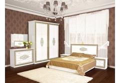 Комплект Спальні Софія з 4-ох дверною шафою (без каркаса та матраца)