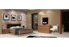 Комплект Спальня Белла з 3 -ох дверною шафою