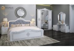 Комплект Спальні Луіза 3-ох дверною шафою