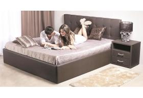 Ліжко Риана б/м з металевим вкладом