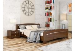 Дерев`яне Ліжко Венеція (Щит) Серія ВЕГА