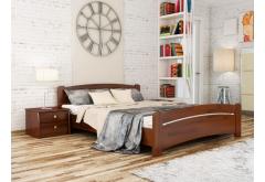 Дерев`яне Ліжко Венеція (Масив) Серія ВЕГА