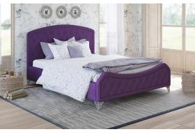 Ліжко Саманта б/м з металевим вкладом