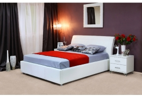 М`яке Ліжко Амур (основне) MW1600 (Біле)