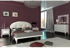 Комплект Спальня Імперія з 3-ох дверною шафою
