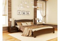 Дерев`яне Ліжко Венеція Люкс (Щит) Серія ВЕГА
