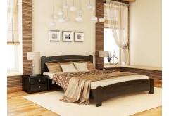 Дерев`яне Ліжко Венеція Люкс (Масив) Серія ВЕГА