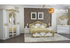 Комплект Спальня Єва з 4-ох дверною шафою
