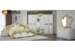 Комплект Спальня Єва з 6-ти дверною шафою