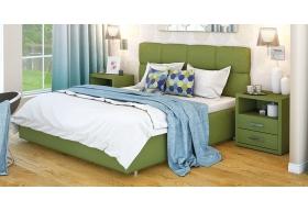 Ліжко Мілея б/м з металевим вкладом