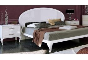 Спальня Імперія Глянець Білий