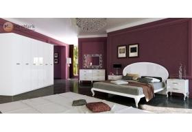 Комплект Спальня Імперія з 6-ти дверною шафою
