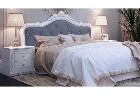 Спальня Луіза Глянець Білий