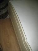 Ліжко МДФ: Лаванда перламутр