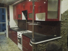 Кухня: МДФ-фарба: Ruby Red глянець