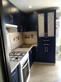 Кухня МДФ:Індиго