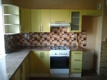 Кухня: МДФ: Лимон металік