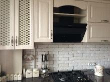 Кухня МДФ: Ясень (патина)