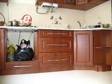 Кухня МДФ: Кедер люкс