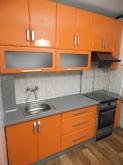 Кухня МДФ: Металік Оранж