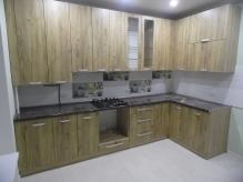 Кухня МДФ: Дуб Крафт