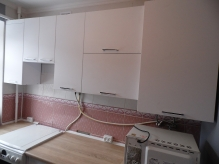 Кухня МДФ: Білий Софт