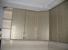 Кухня МДФ: Срібне дерево