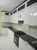 Кухня МДФ: Білий Ультра Глянець 14 ss3014