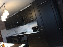 Кухня МДФ: Венге темне