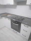 Кухня МДФ: Біла структура(Весь декор)