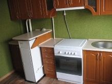 Кухня МДФ: Вишня форема (матовий)