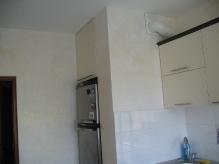 Кухня МДФ: Мокка глянець + крем глянець