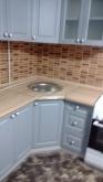 Кухня МДФ: RAL7040 Window grey