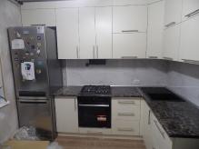 Кухня AGT (АГТ) : AGT 385 -Кашемір кремовий (мат)