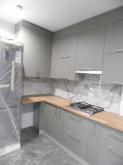 Кухня AGT (АГТ) : AGT 728-Сірий шовк мат