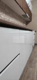 Кухня AGT (АГТ) : AGT (АГТ) 601 – Білий (глянець) + Дуб Орегон мат